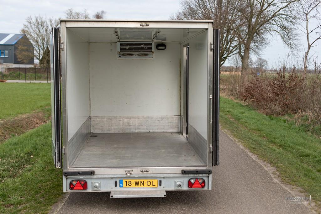 koelwagen xl